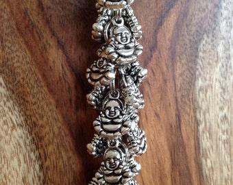 "the ""little buddha"" keychain"