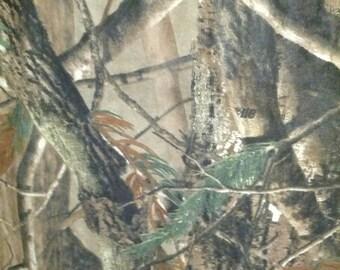 Oval Crib sheet Mossy Oak
