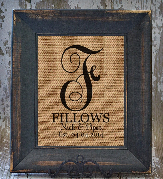 Rustic Scroll: Items Similar To Rustic Wedding Fancy Scroll Personalized