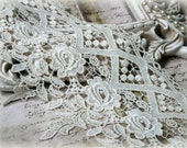 Ivory Lace Trim, Bridal Lace, Wedding Lace, Clothing Design, Couture Design, Custom Design, Crafting Lace Trim GP-109