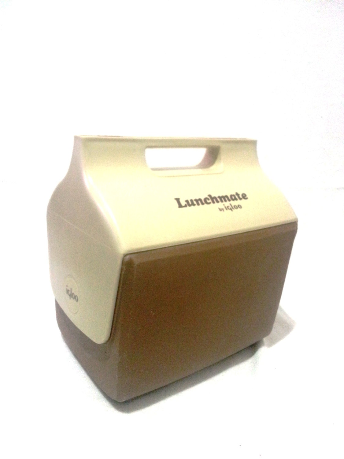 Vintage igloo lunchmate 6 pack cooler lunch box it219 - Igloo vintage ...