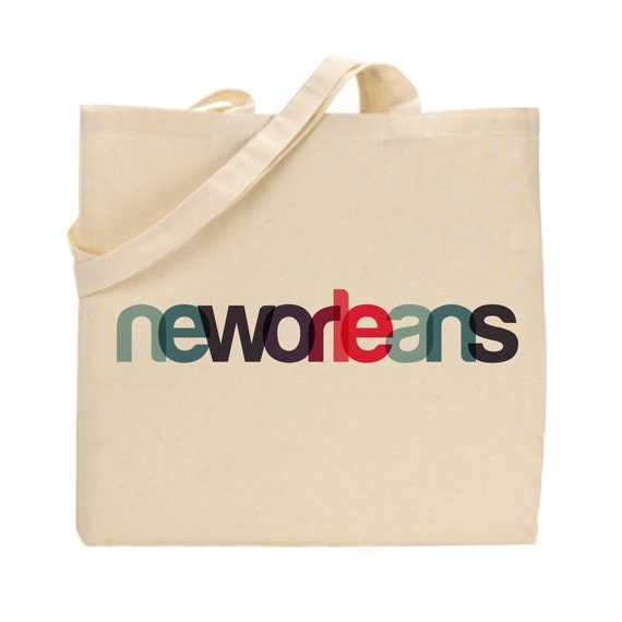 New Orleans Wedding Gift Bag Ideas : New Orleans Tote Bag Wedding Party Tote Bag Bridesmaid Tote Bag ...