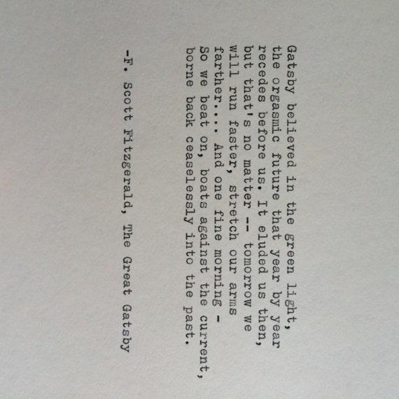 F Scott Fitzgerald Great Gatsby Quotes F. Scott Fitzgerald Gr...