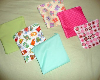 Re-Usable Sandwich Bags (Small)