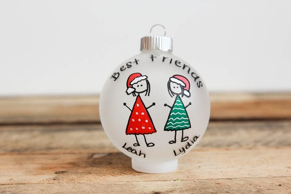 Christmas Ornaments With Names