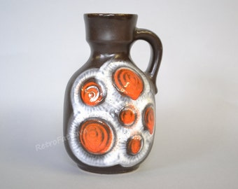 Bay Keramik West Germany ceramic vase 85 17