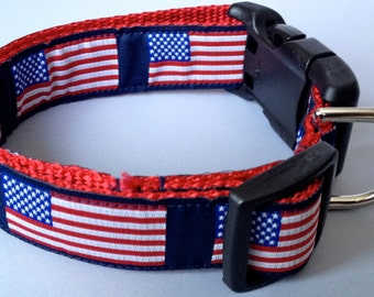 RED WHITE and BLUE! Patriotic! United States and Union Jack