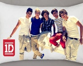 New One Direction Custom Rectangle Pillow Cases Best Gift Design 30