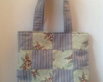 Quilted Tote/Purse