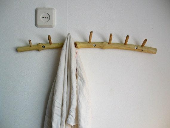 tree branch rack coat hanger towel holder. Black Bedroom Furniture Sets. Home Design Ideas