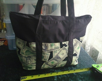 Novelty tote bag - Money Bag