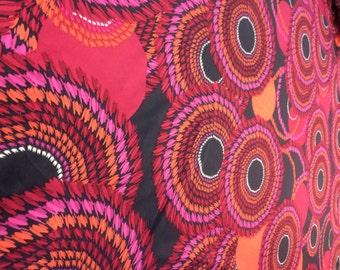 Silk Print on Charmeuse