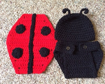 Lady Bug Set