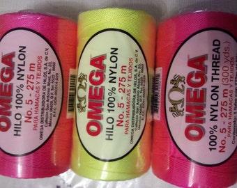 Omega Nylon Yarn #5