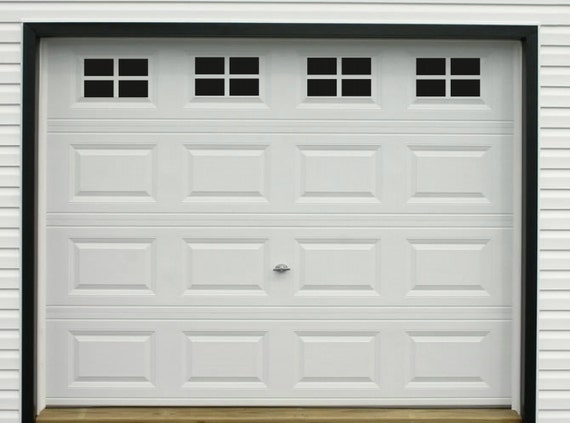 Items Similar To Decorative Garage Door Window Single