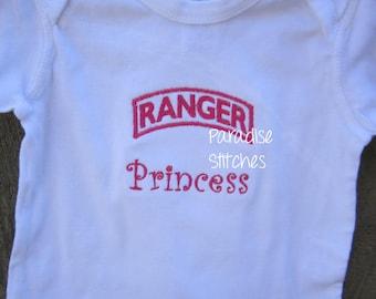 Ranger Princess - 18 Months