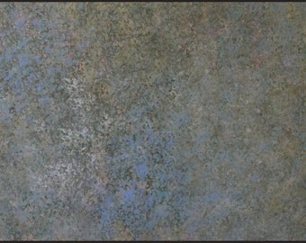 """Dolorian Gray.  Original Abstract Acrylic Painting on canvas. 24"""" x 36"""" x 0.75""""  Colors-grays, blues, pinks, purples."""