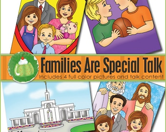FAMILIES Are SPECIAL TALK - Downloadable File