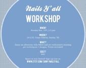 Nails Y'all Workshop