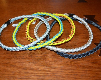 Paracord Necklace with Side Release Buckle