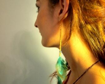 Fearther Earring