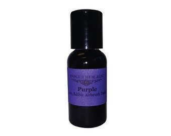 60ml Inkedibles Airbrush Ink (Purple)