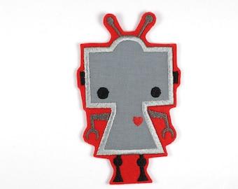 Patch Robot 13,5 x 8cm