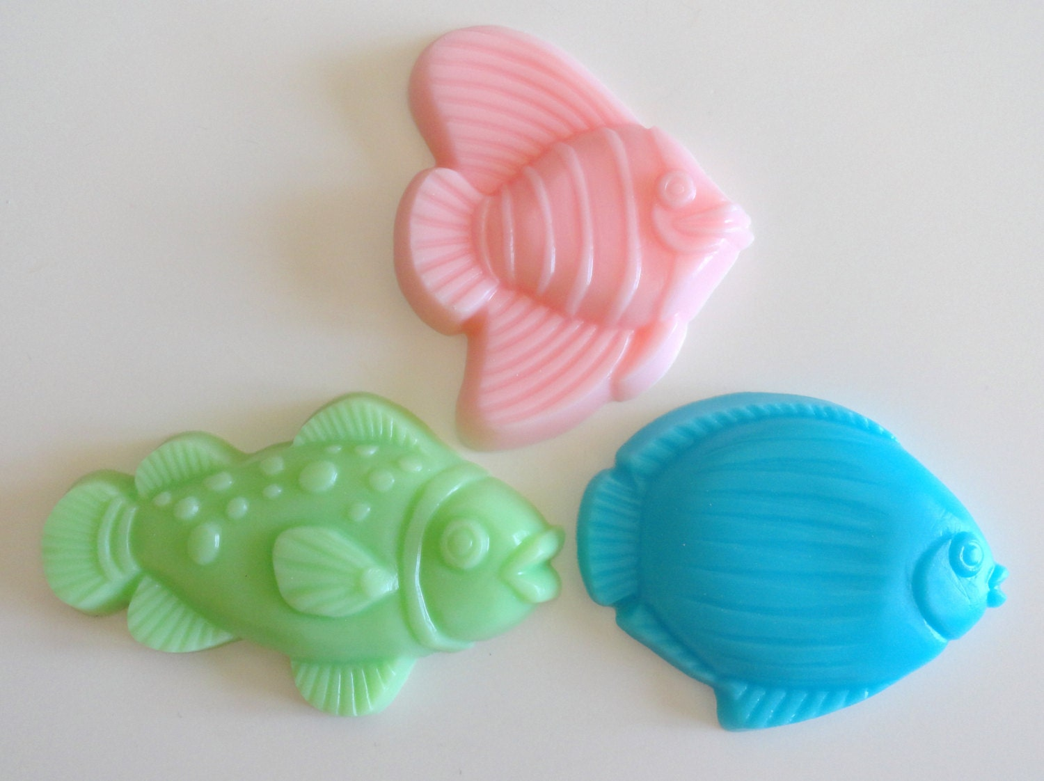 Fish soap childrens soap scented soap handcrafted soap for Salt bath for fish