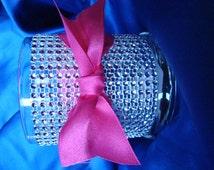 Bling Vase, Candle holder