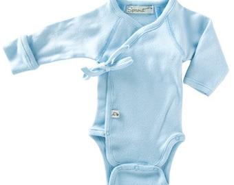 Long Sleeve Preemie Onesie