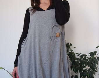 Super Cute Short Tunic with Pockets & Nara TT023