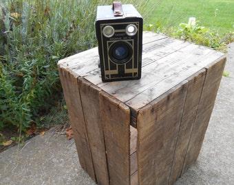 Vintage Brownie six- 16 camera.