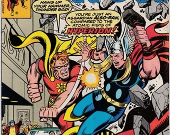 Marvel Comics The Mighty Thor Issue #280