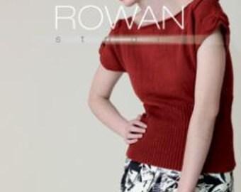 Rowan Studio Issue 21 Book Save Now!!   Regular price is 16.00