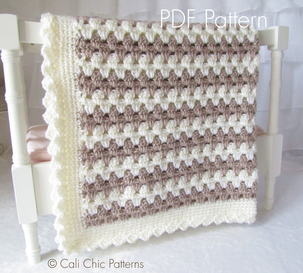 Crochet Pattern 58 Teddy Bear Easy Crochet Baby Blanket