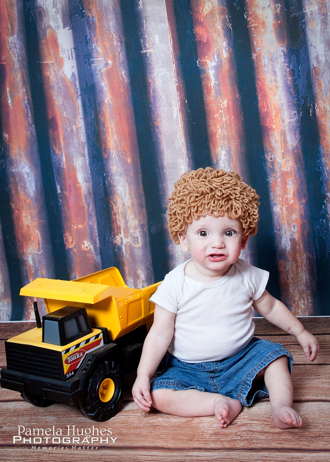Cabbage Patch Hat - Cabbage Patch Wig - Cabbage Patch Costume ...