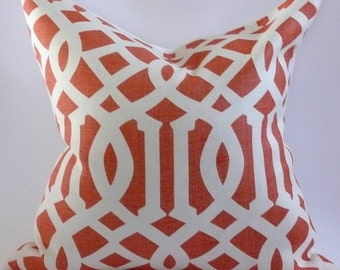 Kelly Wearstler Imperial Trellis Pillow Cover
