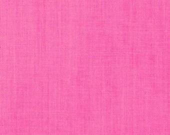 "45"" Fuchsia Broadcloth Fabric - By The Yard"