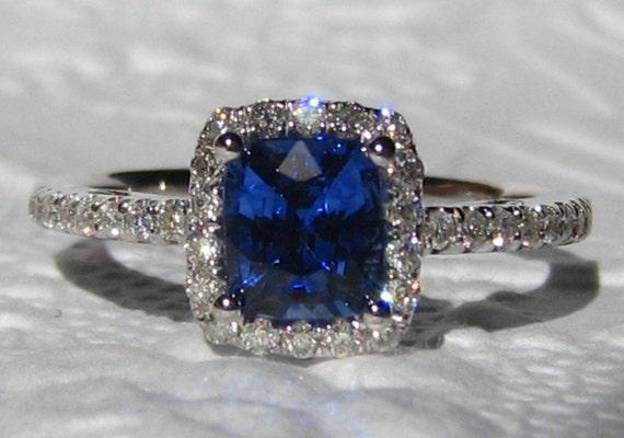 Ceylon Cornflower Blue Sapphire In White Gold Diamond Halo. English Engagement Rings. Support Rings. 1 2 Carat Rings. Heart Lion Rings. Vanderbilt Rings. Victorian Style Engagement Rings. 3mm Wedding Rings. Couple Wedding Rings