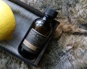 Beryl: Beard Oil 2 oz Lemon and Mint