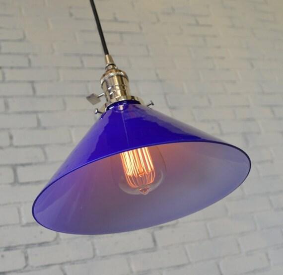 cobalt blue pendant light pendant lighting lighting. Black Bedroom Furniture Sets. Home Design Ideas
