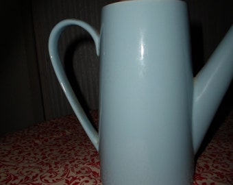 Vintage Blue/White Lid Johnson Brothers Coffee Pot
