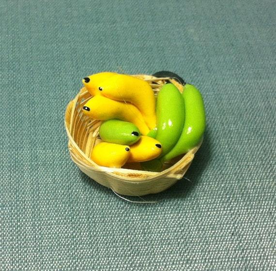 fridge magnet banana bananas fruits fruit by thaicraftvillage. Black Bedroom Furniture Sets. Home Design Ideas