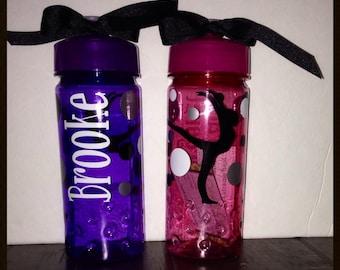 Personalized Kids Sports Themed Water Bottle
