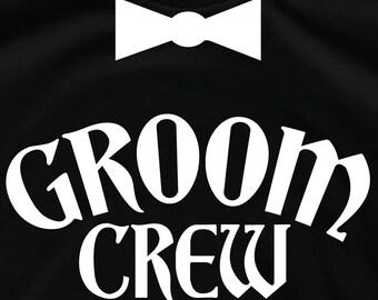 groom gift groomsmen gift  grooms gift from bride groom shirt  gift for groom from bride gift for bride groom crew groom gifts