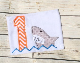 Shark Birthday Shirt Ages 1-9, Birthday Shirt, Shark Birthday Shirt, Shark Shirt, Shark Theme Birthday, Ocean Theme Birthday, Shark
