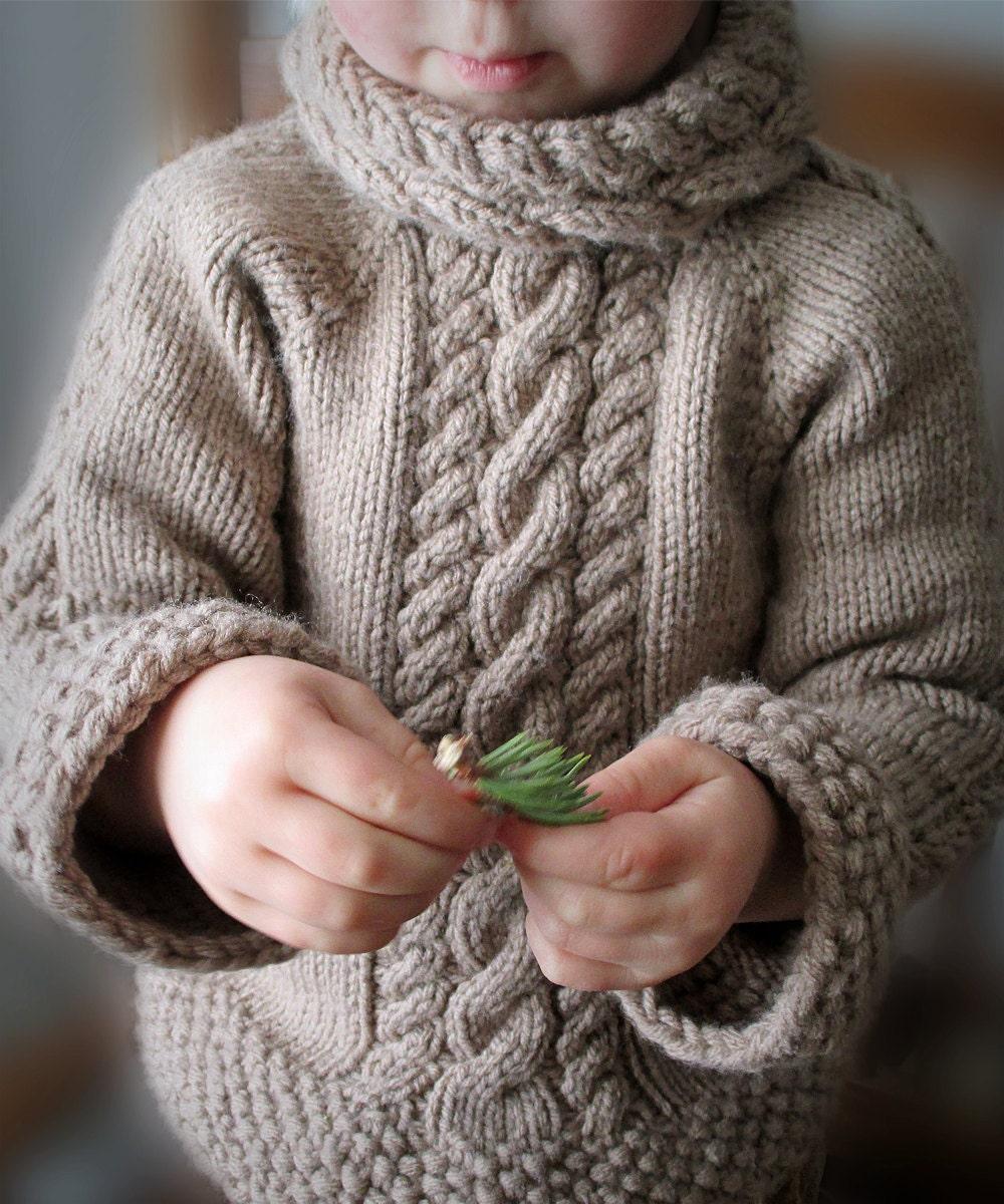 Knitting Sweater Design Book Pdf : Knitting pattern pdf sweater knit for