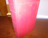The Franklin Library Classic Edition 1980 Pride and Prejudice by Jane Austen Gold Page Edges
