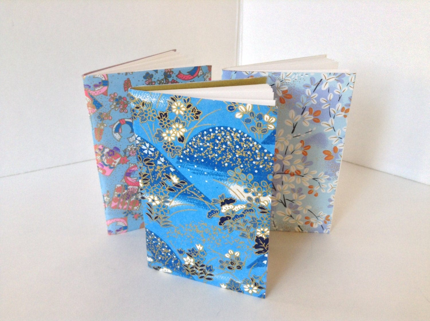 small notebooks origami paper notebook valentines gift