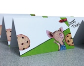 If You Give a Mouse a Cookie Tent Cards